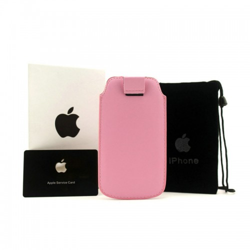 Michael Kors Saffiano Pink iPhone 4 Cases