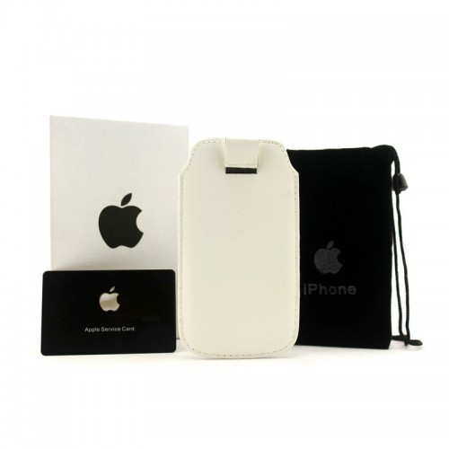 Michael Kors Saffiano White iPhone 5 Cases