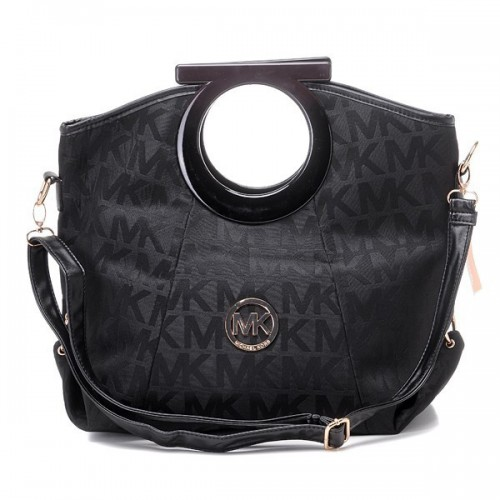 Michael Kors Berkley Logo Large Black 003 Clutches