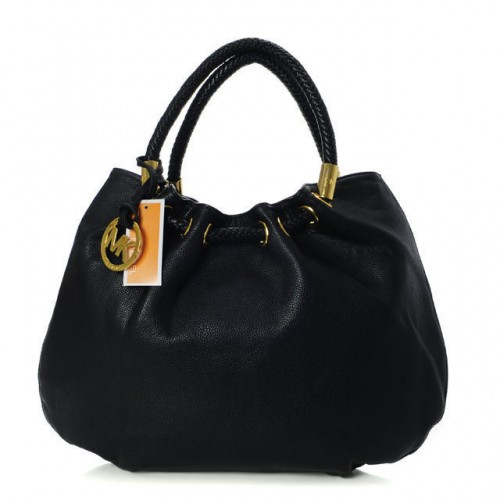 Michael Kors Marina Large Black Drawstring Bags