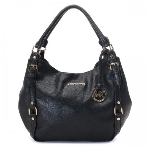 Michael Kors East West Medium Black Hobo