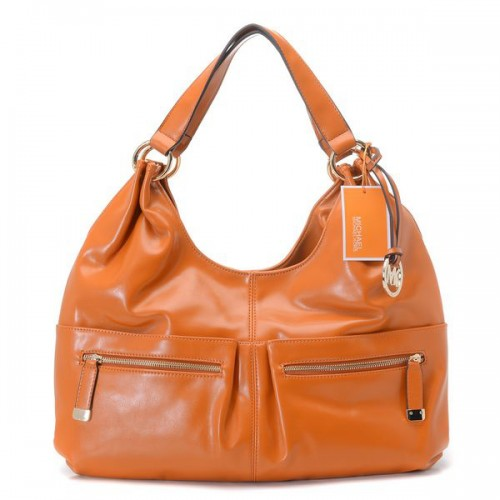 Michael Kors Blake Zip-top Large Brown Hobo