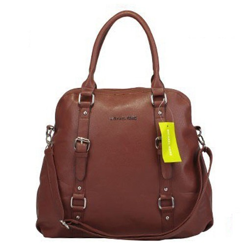 Michael Kors Bowling Large Brown 001 Satchels