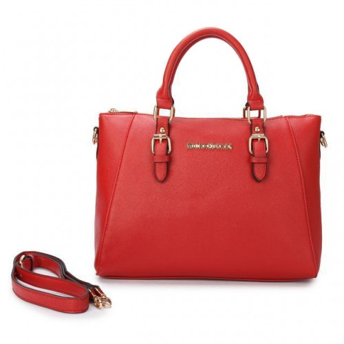 Michael Kors Logo Large Red Totes