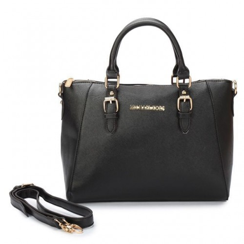 Michael Kors Logo Large Black 001 Totes
